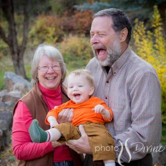 Miles Grandparent's visit him in Durango, CO