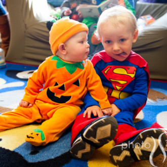 Your Halloween Dose of Cute…